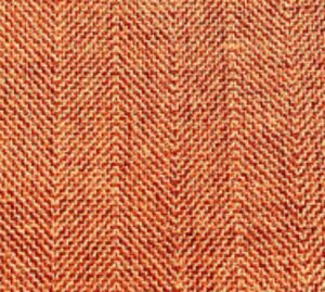 orange tweed